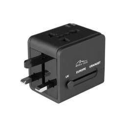 GLOBAL TRAVELLER DUAL USB CHARGER MT6208