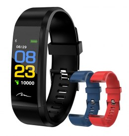 Opaska typu smartband ACTIVE-BAND COLOR MT859
