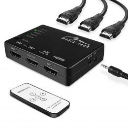 5xHDMI SWITCH 4K MT5207