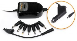 CAR UNIVERSAL POWER ADAPTOR 12V MT6250