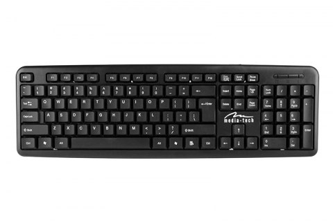 PS/2 STANDARD PC KEYBOARD MT122K-US