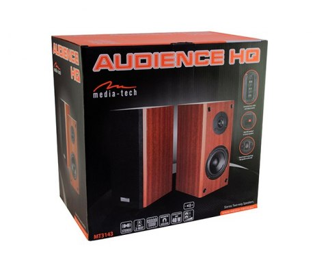 AUDIENCE HQ MT3143BR