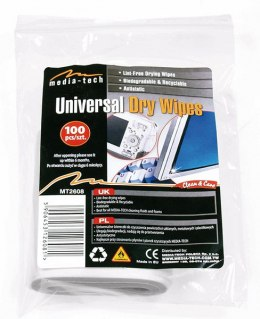 UNIVERSAL DRY WIPES MT2608