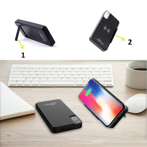 WIRELESS CHARGING POWERBANK MT6353